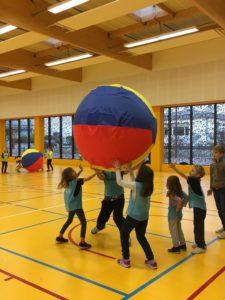 Multisport Jeux de ballon
